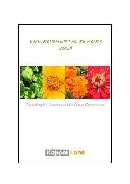 ENVIRONMENTAL REPORT 2005