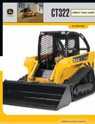 CT322 COMPACT TRACK LOADER - Cesco Used Equipment