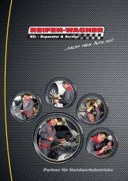 Kfz-Service&Reparatur Alufelgen- aufbereitung - Reifen Wagner