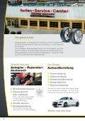 Kfz-Service&Reparatur Alufelgen- aufbereitung - Reifen Wagner - Seite 2