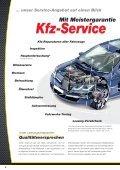 Kfz-Service&Reparatur Alufelgen- aufbereitung - Reifen Wagner - Seite 4