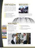 Kfz-Service&Reparatur Alufelgen- aufbereitung - Reifen Wagner - Seite 6