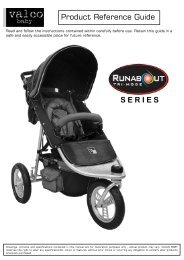 Runabout Tri Mode - Valco Baby