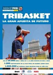 Memoria digital tribasket 2008 - Federación Andaluza de Baloncesto