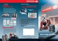 LEASING UND FLOTTEN Motorrad-Reifen - Pneumobil