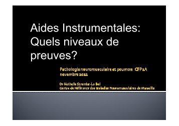 Aides instrumentales