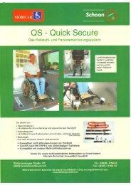 QS Prospekt 4.07 - Schoon Fahrzeugsysteme Startseite