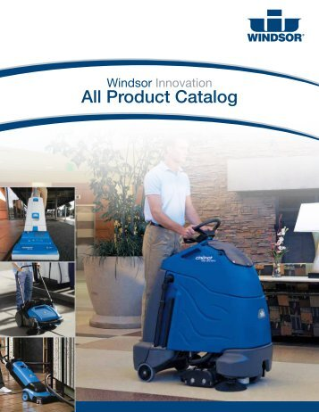 All Product Catalog - Windsor