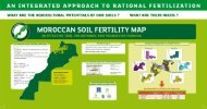 MOROCCAN SOIL FERTILITY MAP - Global Food Security Forum