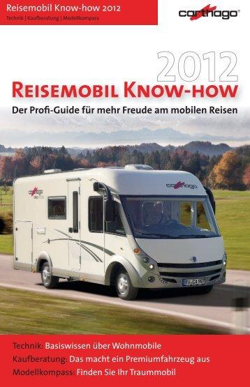 Reisemobil Know-how - Carthago Reisemobilbau GmbH