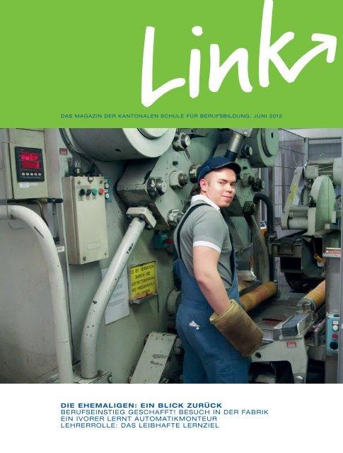 Ausgabe Juni 2012 (PDF, 5.5MB) - Kantonale Schule für ...