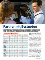 Partner mit Bestnoten - Auto Service Praxis