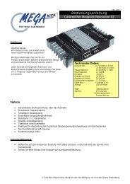 Revolution X2 - AHG-Electronic
