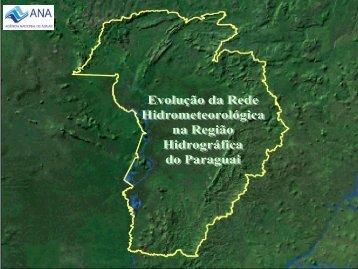 Evolução - RH Paraguai - Ana