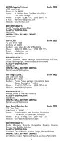 2008 Export Directory.indd - Greater New York Dental Meeting - Page 4