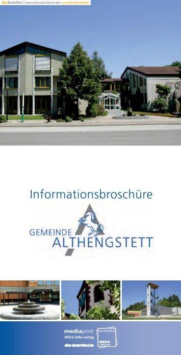 Vereine - Althengstett
