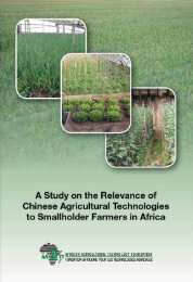 to download publication - African Agricultural Technology Foundation