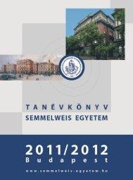 semmelweis egyetem - Semmelweis Kiadó