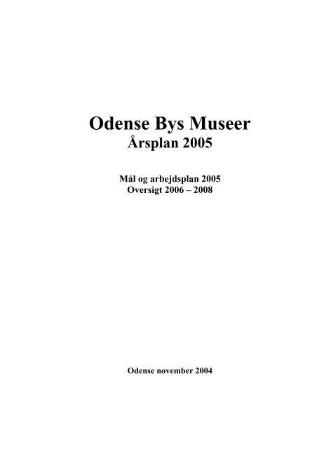 Odense Bys Museer - Odense Kommune
