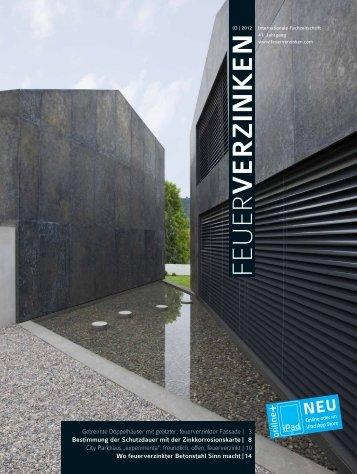 50 Jahre - Institut Feuerverzinken GmbH