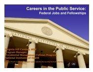 Federal Jobs for Bachelor's Degrees - UC Davis / Internship and ...