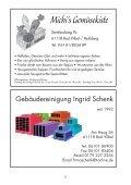 """Handwerkersitzung Prunk- und Fremdensitzung """"Fidele Sandhasen"""" - Seite 6"""