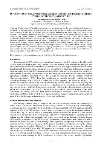 """Ciprian George Pirna, Simona Lache University """"Transilvania"""""""