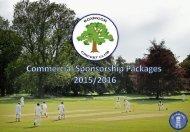 Sponsorship 2015