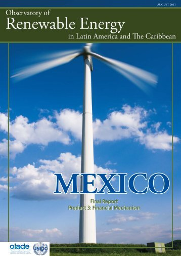 mexico mexico - Observatory for Renewable Energy in Latin ...