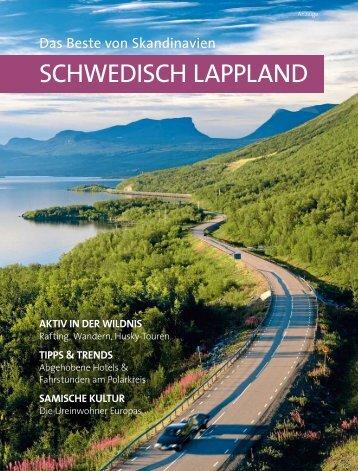 SCHWEDISCH LAPPLAND - Lapland Vuollerim