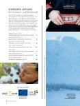 SCHWEDISCH LAPPLAND - Lapland Vuollerim - Seite 2