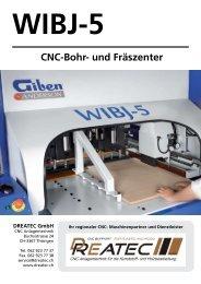 CNC-Bohr- und Fräszenter - DREATEC GmbH