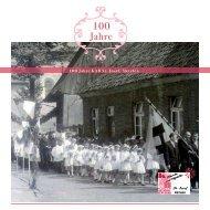 Herzlichen Glückwunsch zum Jubiläum - (KAB) St. Josef Metelen