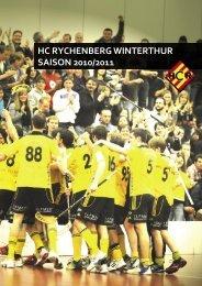 Saisonheft HCR 2010&2011.pdf - HC Rychenberg