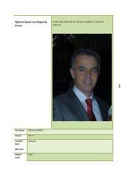 Prof.Dr.Gökhan PEKİNDİL - Celal Bayar Üniversitesi Tıp Fakültesi