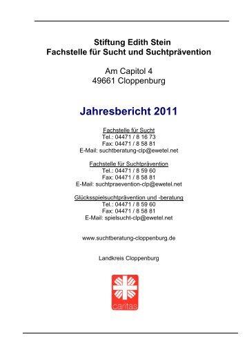 Suchtberatung Cloppenburg