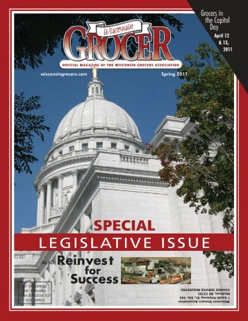 Expo 2011 - Wisconsin Grocers Association