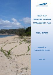 nelly bay shoreline erosion management plan final report