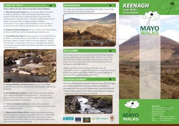 Keenagh Loop Walk - Mayo Walks