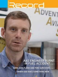 AAS engineer burnt in fuel Accidentpage 3 - RECORD.net.au