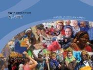 Rapport annuel 2010-2011 ( PDF - 1.4 Mo ) - AQOCI