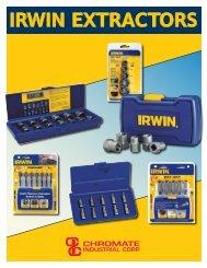 IRWIN extRactoRs - Chromate Industrial Corporation