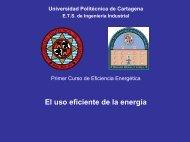 Nueva presentación - Universidad Politécnica de Cartagena