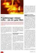 Projektmanager müssen reifen - wie ein guter Wein - Dr. Kraus ... - Page 2