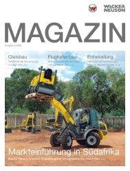 MAGAZIN - Kirchhoff Consult AG