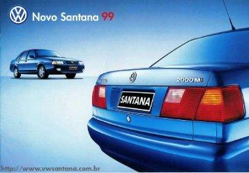 Santana 1999 - VW Passat