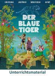 Der Blaue Tiger - Farbfilm Verleih