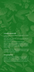 Hepatitis C - Hepatitis Australia - Page 2