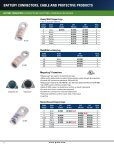 battery connectors, cable and protective products - Grote Industries - Page 6