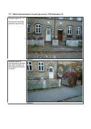TS – billede dokumentation, Strandvejskvarteret, 2100 København Ø